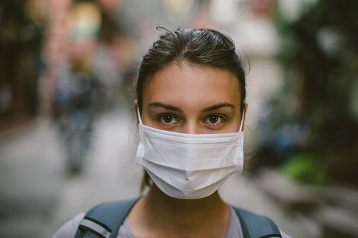 Masks Can Protect Those Who Wear Them From COVID-19: Study