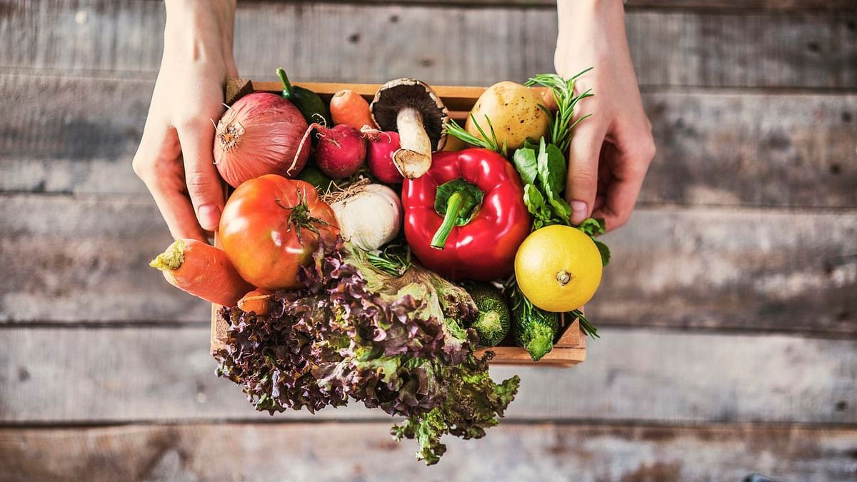 Going Organic During COVID-19: Organic food, free from chemical residues, would lead to better health of humans and animals.