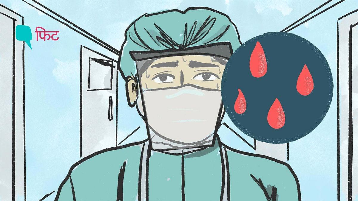 कितना मुश्किल होता है पीरियड्स के दौरान PPE सूट में काम करना?
