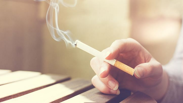 The ministry has confirmed that smokers are more likely to develop severe symptoms or die from COVID-19.