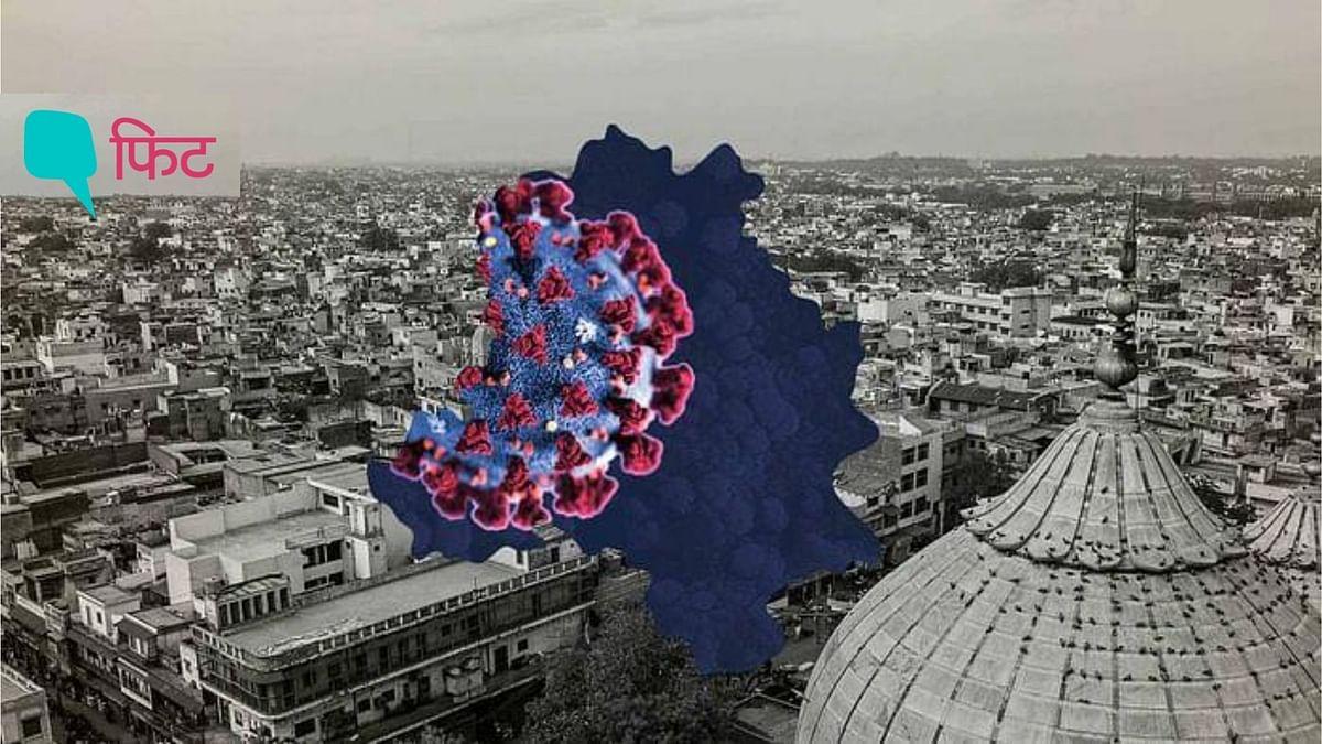 देश की राजधानी में पिछले दस दिनों में 90 से अधिक कोरोना रोगियों की मौत