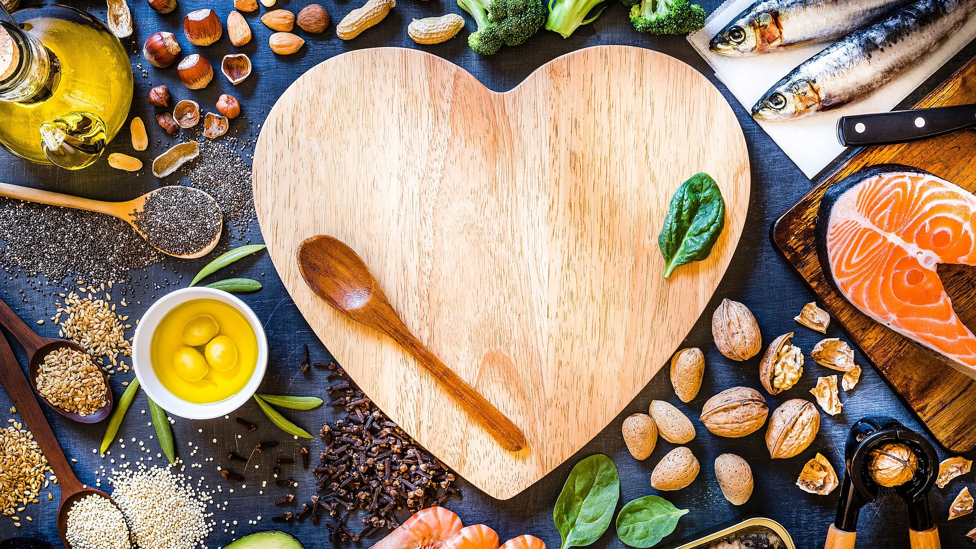 Health experts said that taking natural antioxidants may help keep the heart healthy.