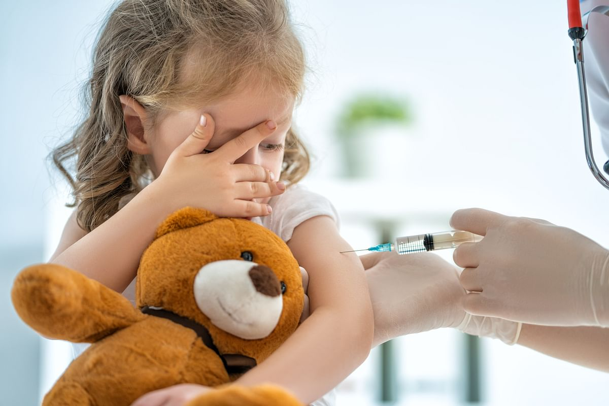 The Cost of Delaying Vaccination for Children in COVID-19