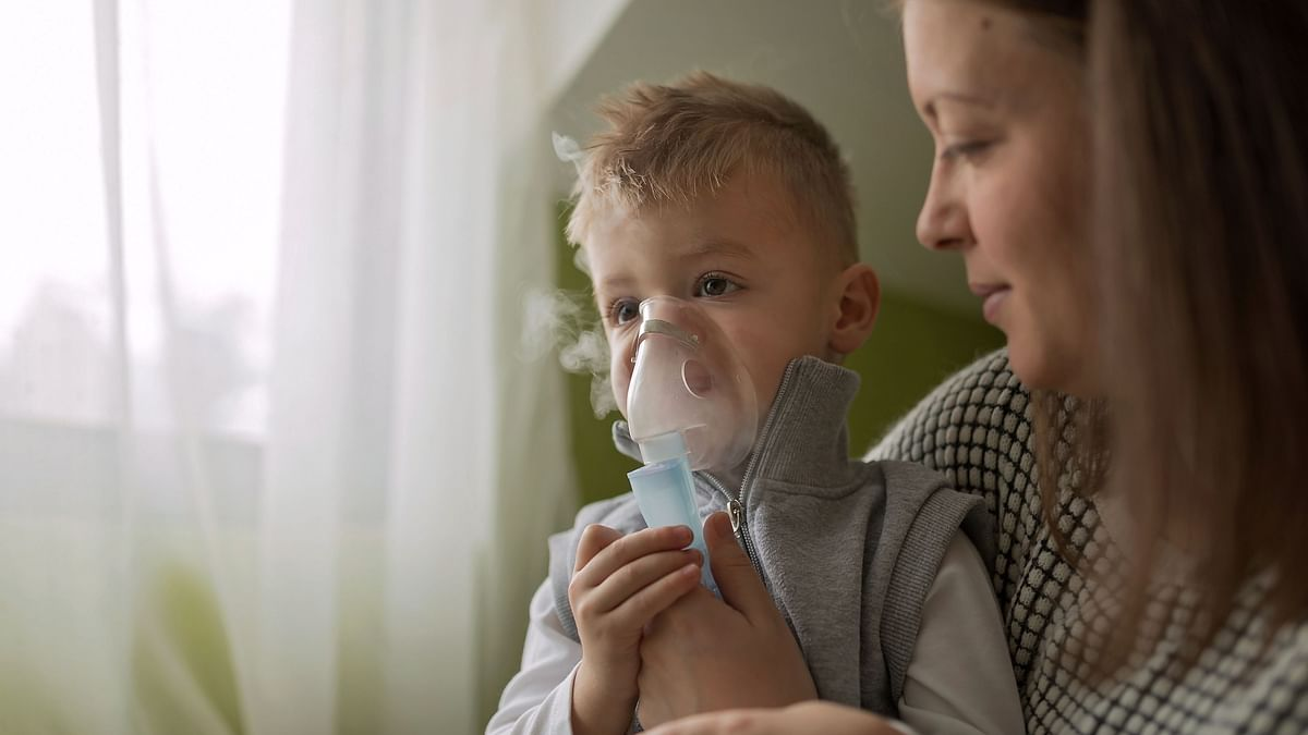 Mom's Anxiety During Pregnancy Can Cause Asthma in Kids : Study
