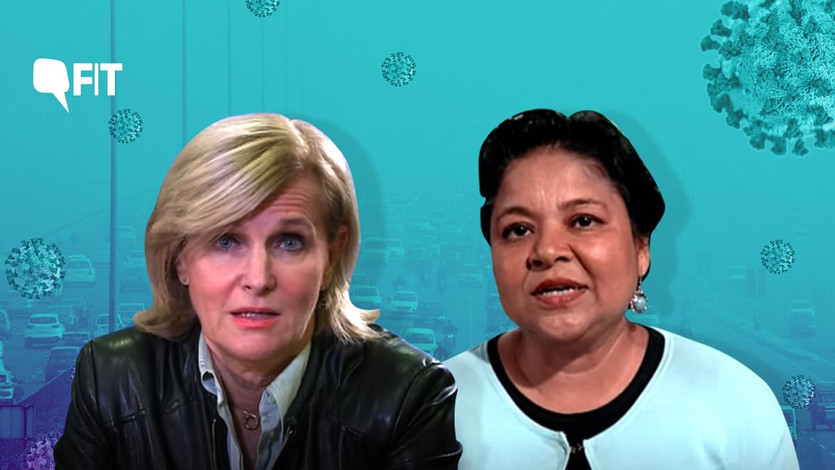 Watch| WHO Expert Explains the Impact of Air Pollution on COVID-19