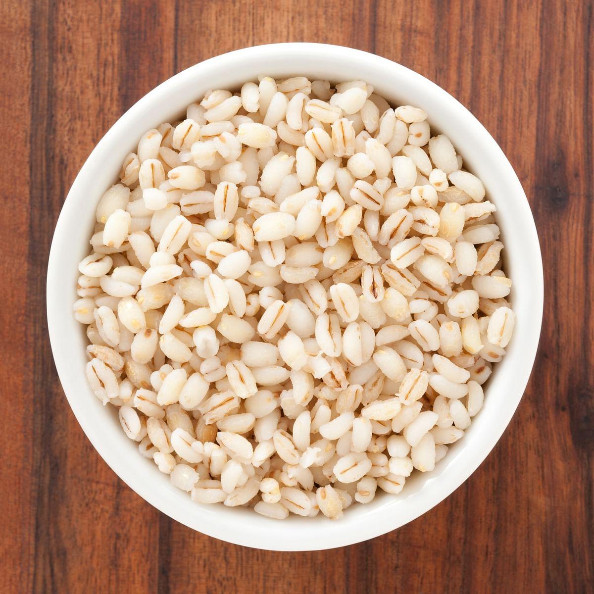 Boiled Barley