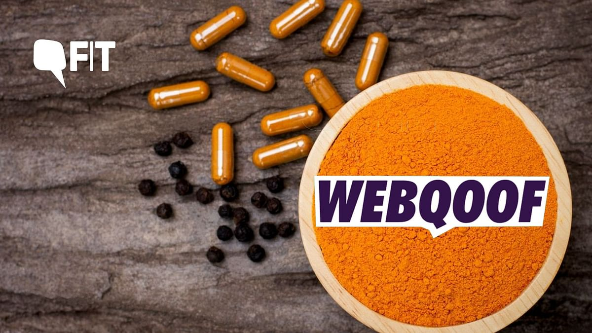 Despite the numerous health benefits, turmeric is not a cure for COVID-19, as suggested by several viral posts made since the beginning of the pandemic.