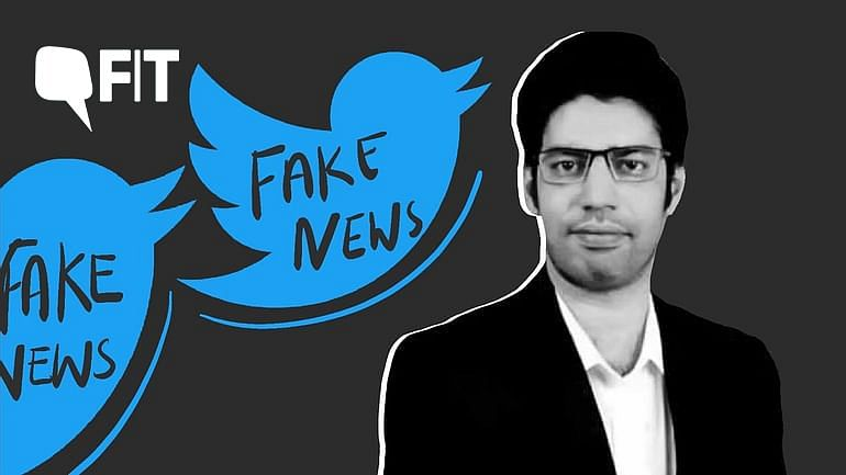 An advocated called Vibhor Anand has shared multiple conspiracy theories on his Twitter handle.