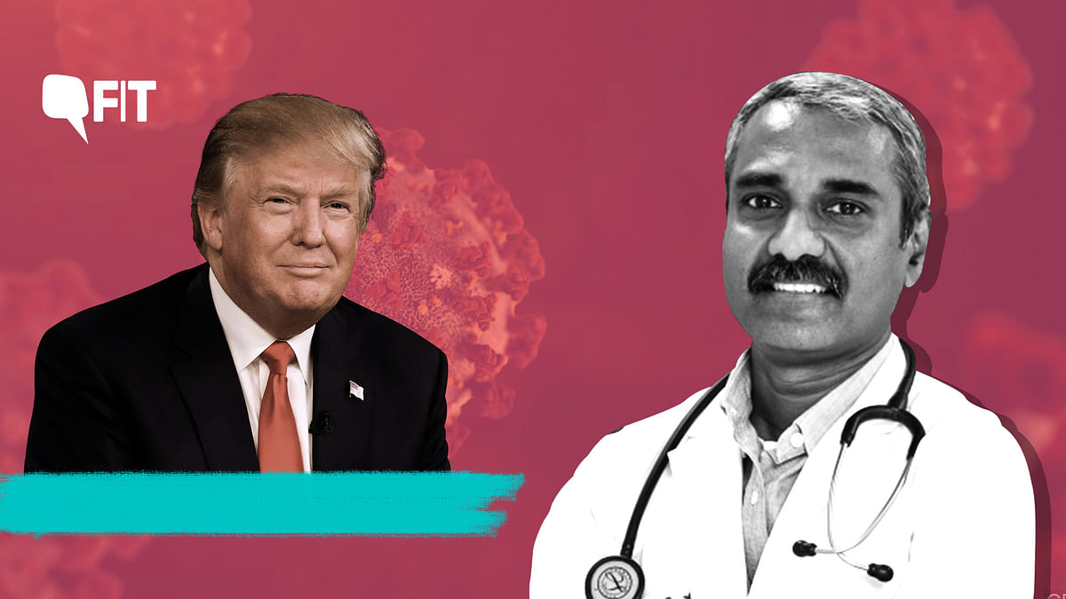 Can't Assume He's Out of Danger: Doctor on Trump's COVID Condition