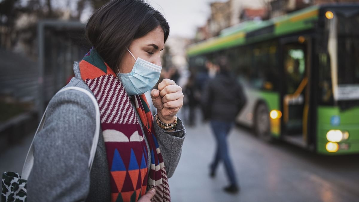 Delhi witnessed the highest-spike of 6,842 infections on Wednesday