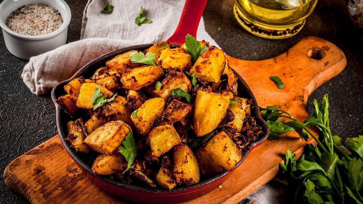 Potato recipes from across India.