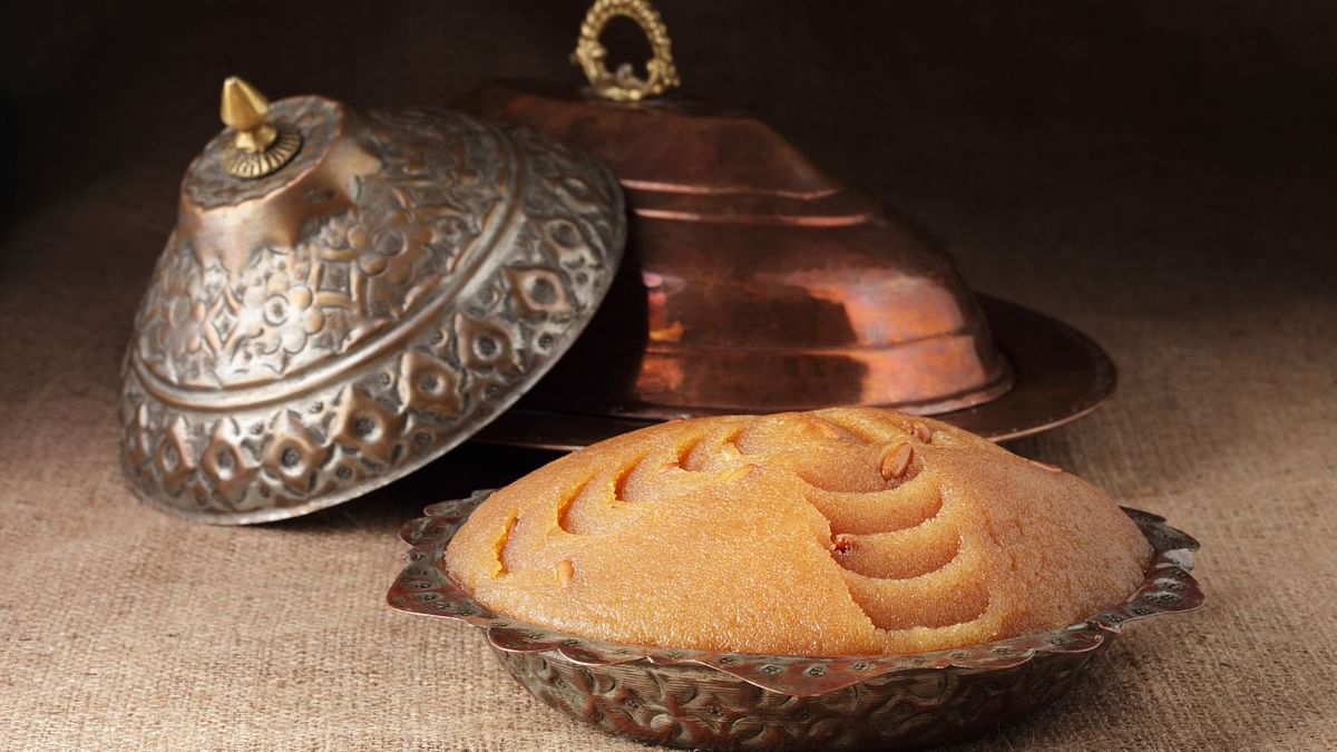 Halwas are bona fide comfort foods, have been part of everyone's growing up happy rituals, and are very often made during the festivals for the simple reason that they are universally liked.