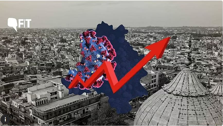 Delhi's 4th Wave: How does the capital city deal with the surge.