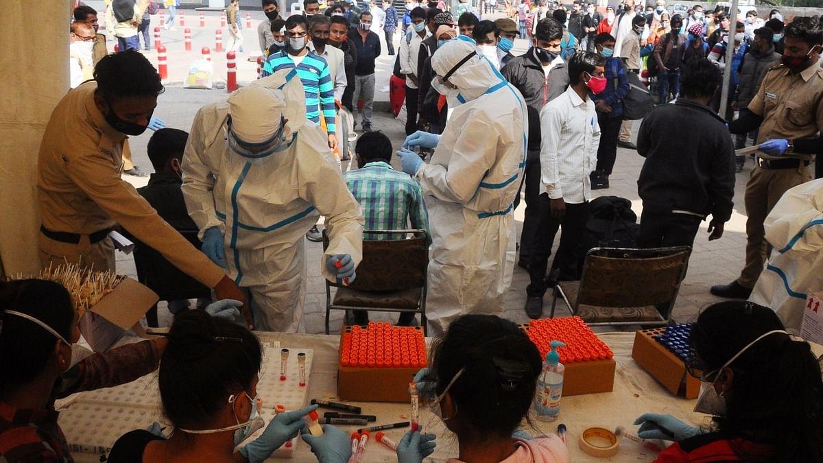 केंद्र का राज्यों को निर्देश: RT-PCR टेस्ट, सर्विलांस बढ़ाई जाए
