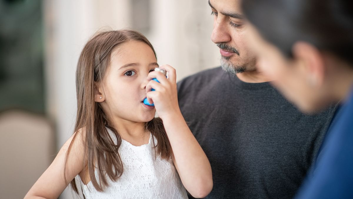 Sensor-based inhalers might help in improving children's asthma, says new study.