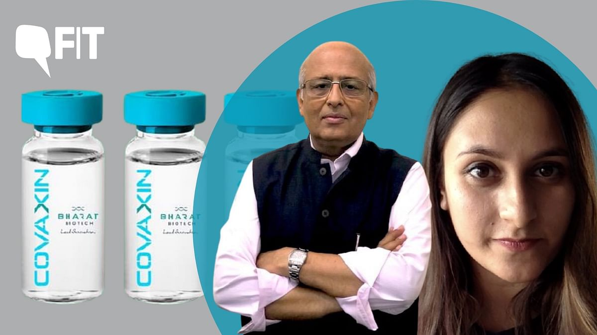 How do Covaxin and Covishield compare? Virologist Dr Shahid Jameel breaks it down for us.