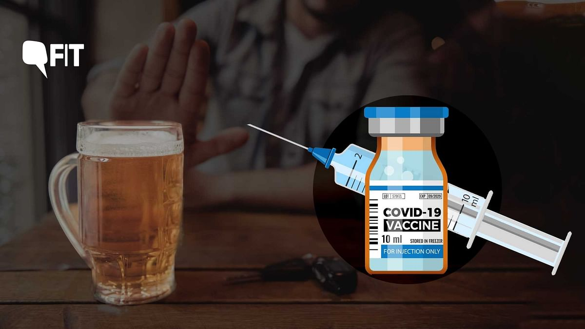 Fact-Check: Can You Drink Alcohol After Getting the COVID Vaccine?