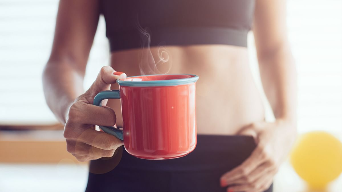 Going to Workout? Maybe Grab Some Black Coffee First