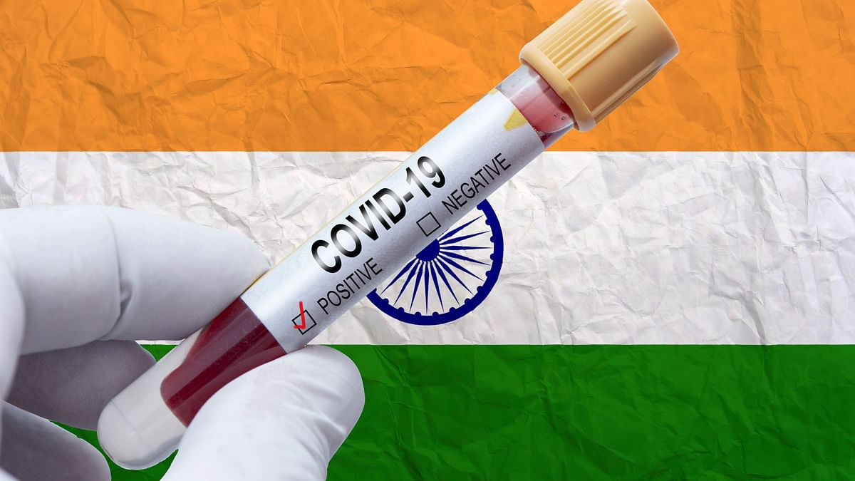 India reported 62,258 coronavirus cases in the last 24 hours, highest single-day spike since October.