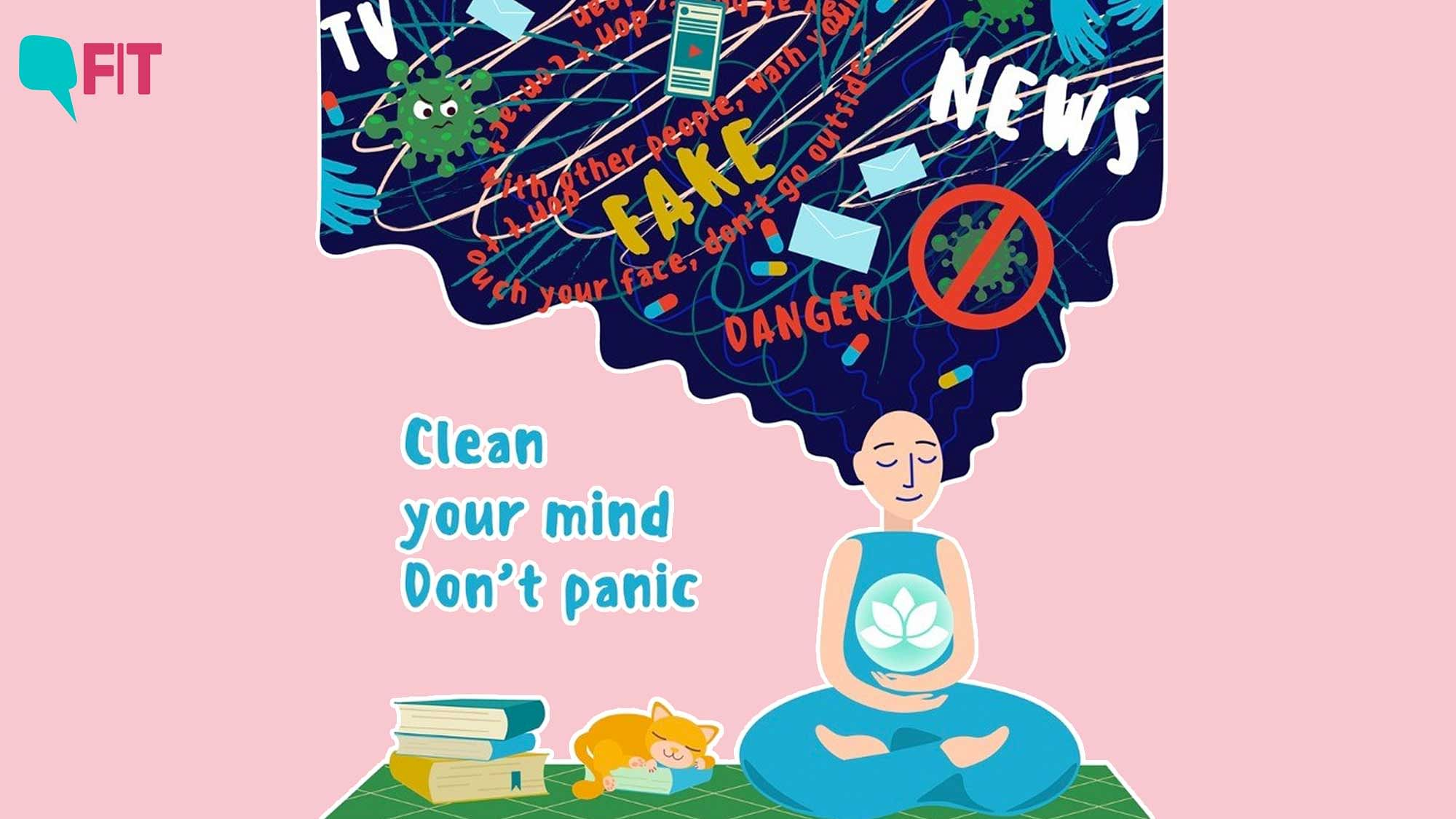 How can mindfulness help during a pandemic?