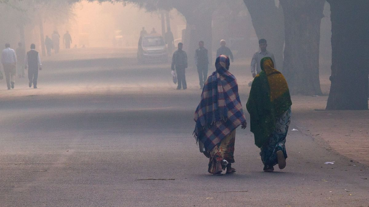 Air pollution is happening in Delhi, Kanpur and London now