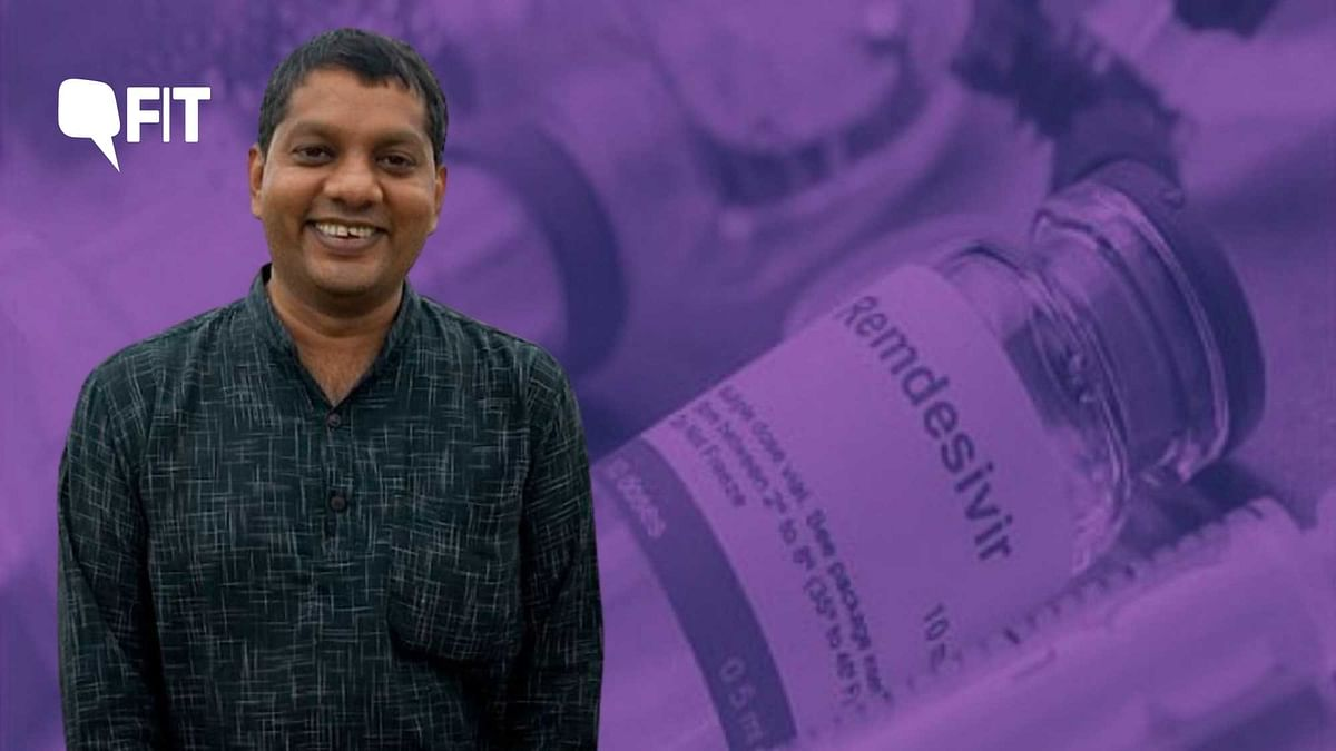 """<div class=""""paragraphs""""><p>How has Ravi Arole been treating COVID-19 patients?</p></div>"""