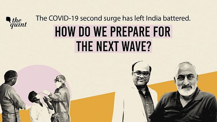 Watch: Are We Prepared for The Next Surge of COVID-19?