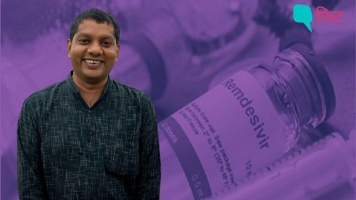 """<div class=""""paragraphs""""><p>डॉ. रवि आरोले ने 5 हजार से ज्यादा कोरोना मरीजों को बिना रेमडेसिविर इंजेक्शन के ठीक कर दिया.</p></div>"""