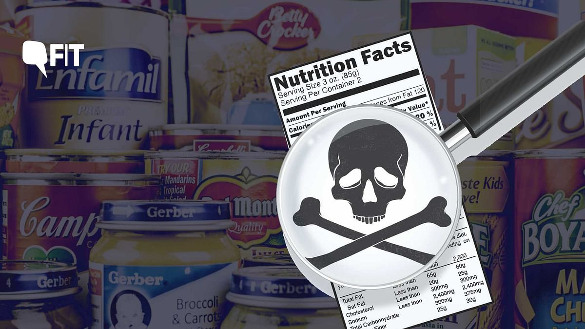 What's On Your Food Label? Don't Fall for These Tricks
