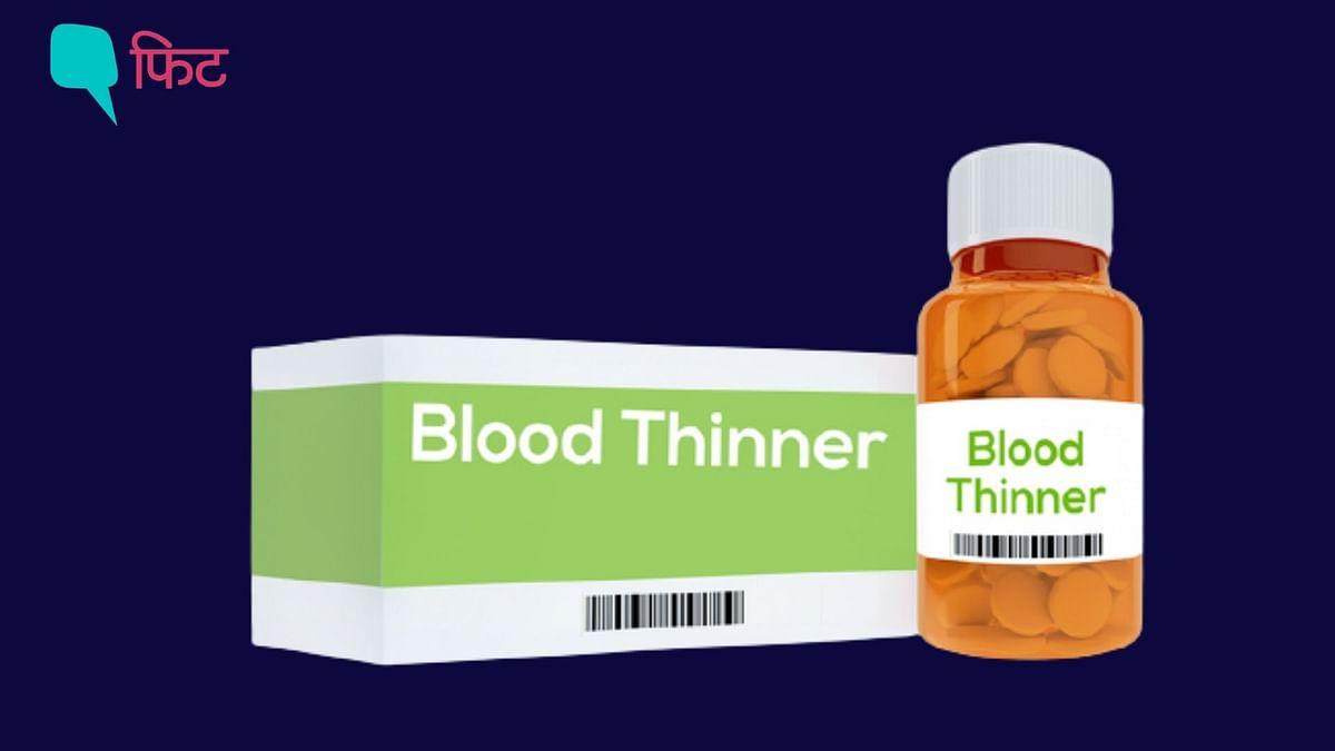 """<div class=""""paragraphs""""><p>ब्लड थिनर(Blood thinner) के इस्तेमाल की जरूरत क्यों और किसे?</p></div>"""