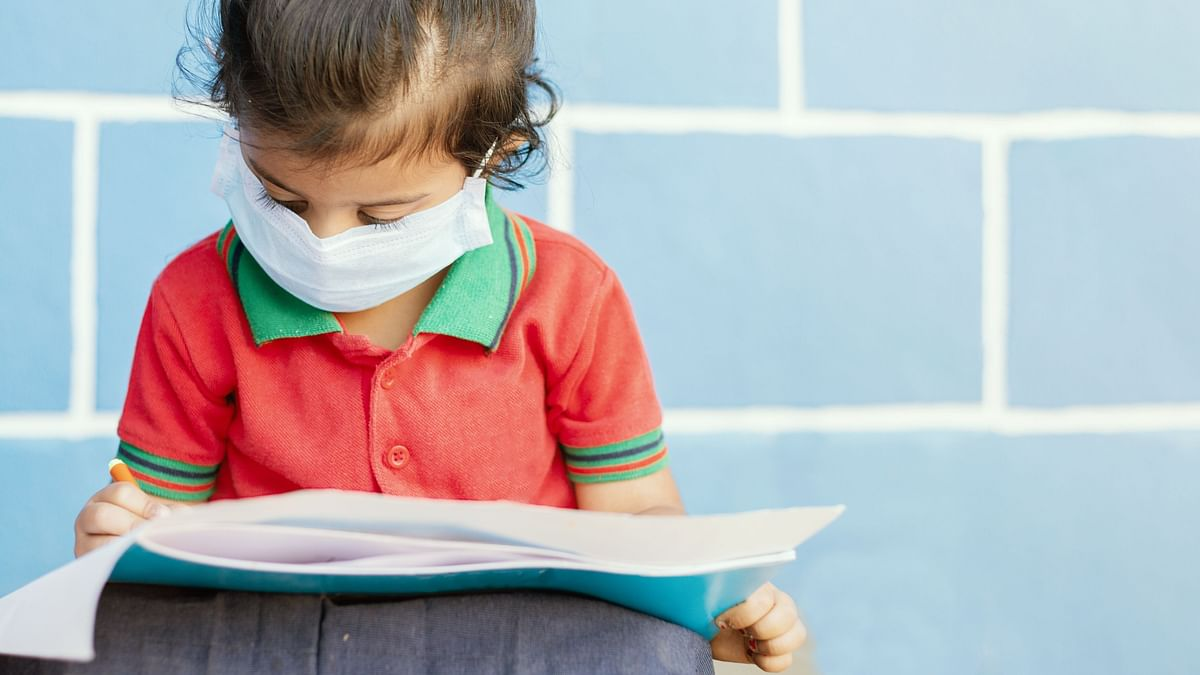 No Data to Prove 3rd Wave Will Hit Kids Harder: AIIMS Director