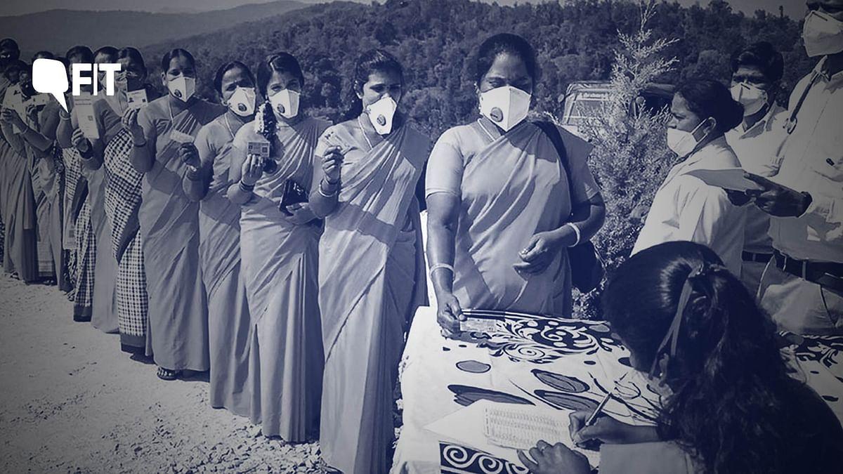 COVID: Cosmopolitan India Dedicates It's Cover to ASHA Workers
