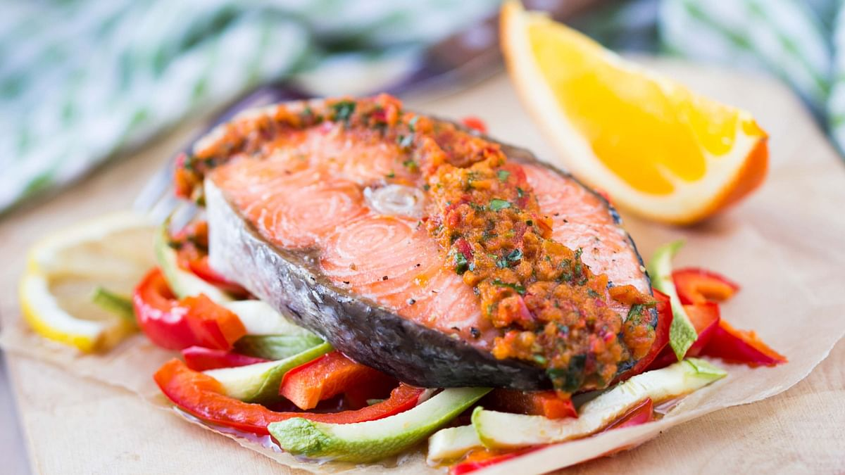 Father's Day: Cook Your Dad this Heart Friendly 3 Course Meal