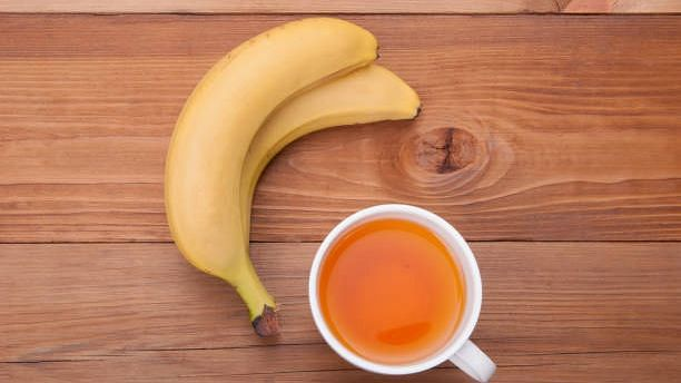 """<div class=""""paragraphs""""><p>Banana Tea helps in relaxing muscles.</p></div>"""