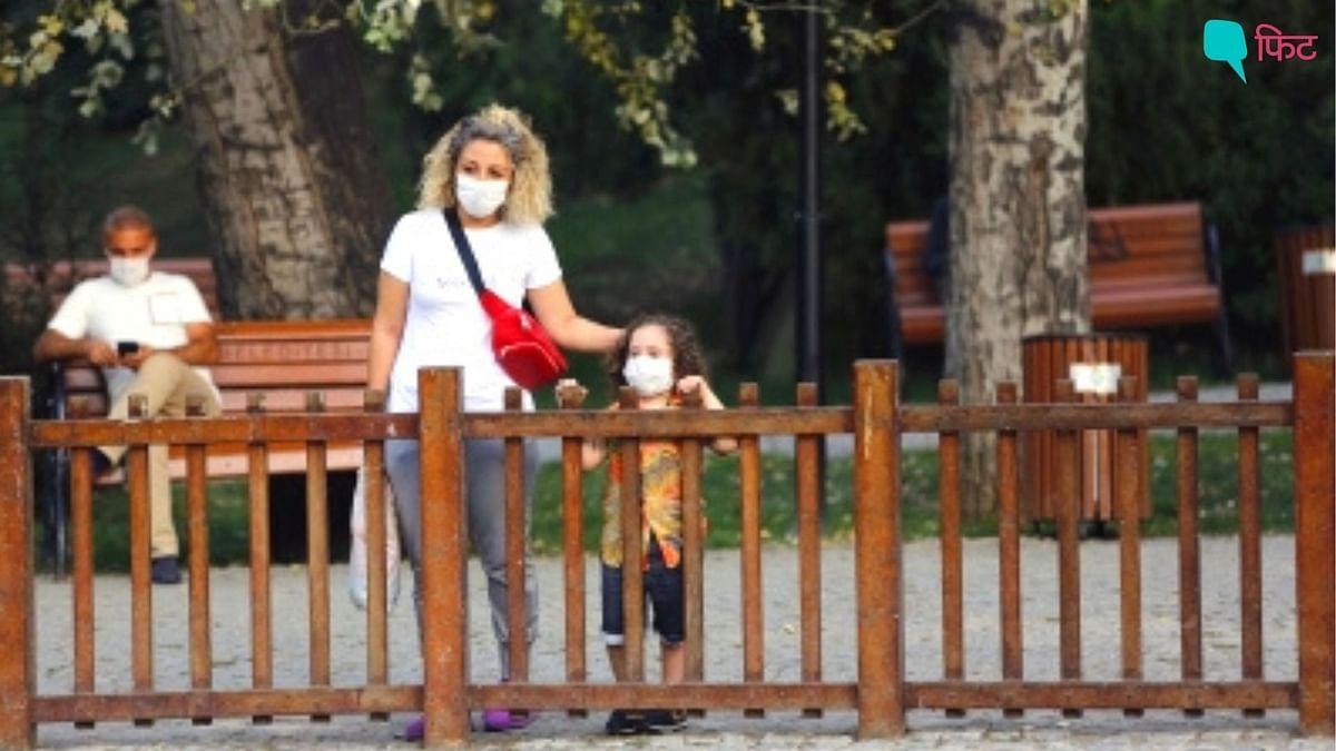 """<div class=""""paragraphs""""><p>COVID-19 महामारी की शुरुआत के बाद से अमेरिका में 40 लाख से अधिक बच्चे Coronavirus से संक्रमित पाए गए हैं.</p></div>"""