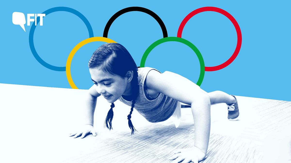 Raising an Olympian: It Takes More Than Interest to Excel