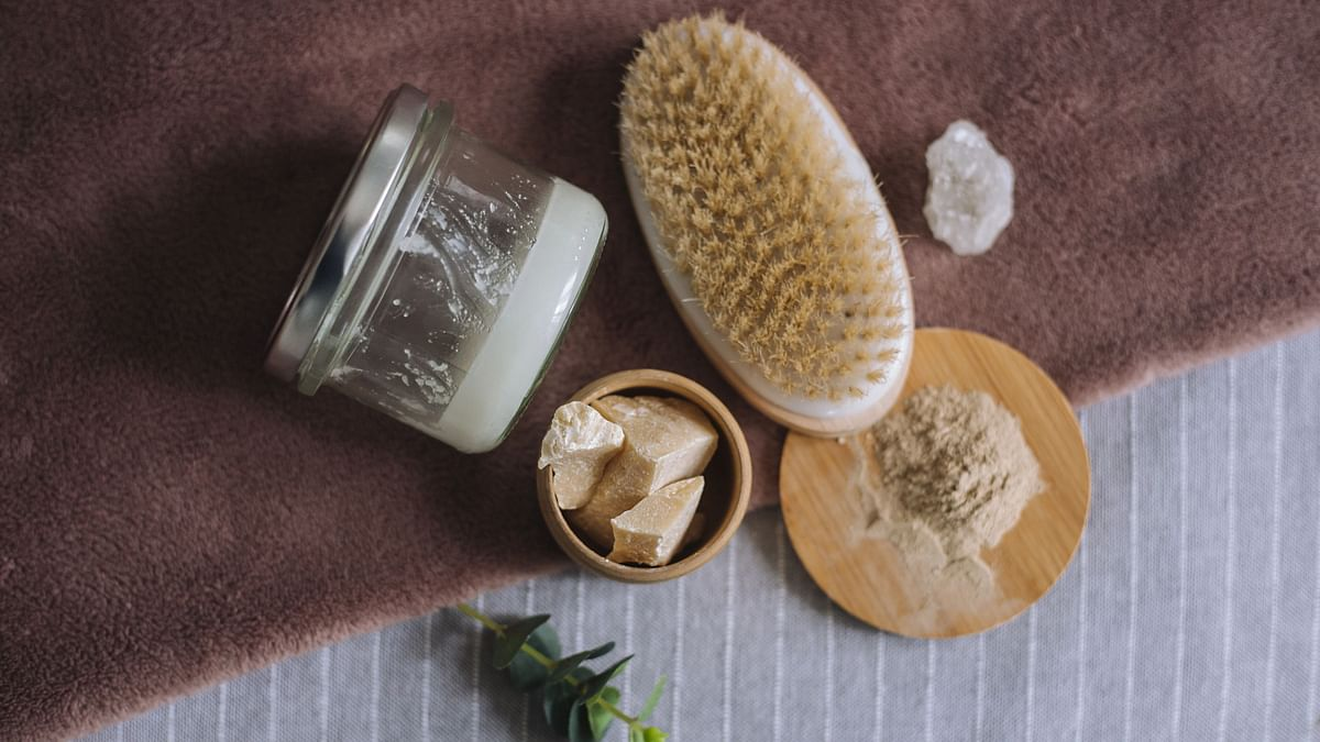 """<div class=""""paragraphs""""><p>DIY Skincare: Make your own body butter for your unique needs.</p></div>"""