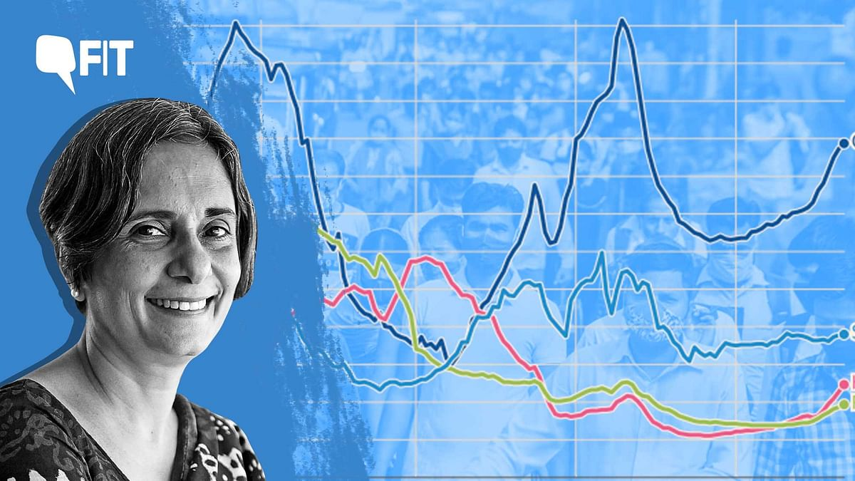 """<div class=""""paragraphs""""><p>Can India's R Rate push the country into a COVID 3rd wave?&nbsp;</p></div>"""