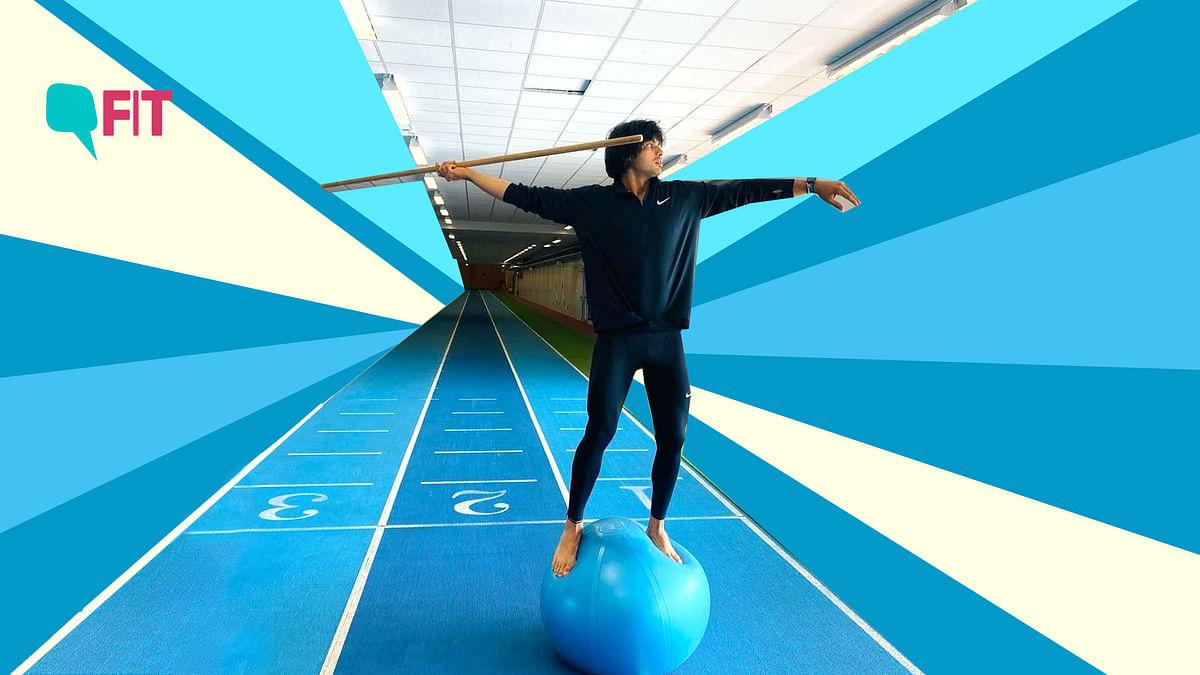 "<div class=""paragraphs""><p>Ishaan Marwaha, Neeraj Chopra's Physio speaks athlete training,&nbsp;</p></div>"