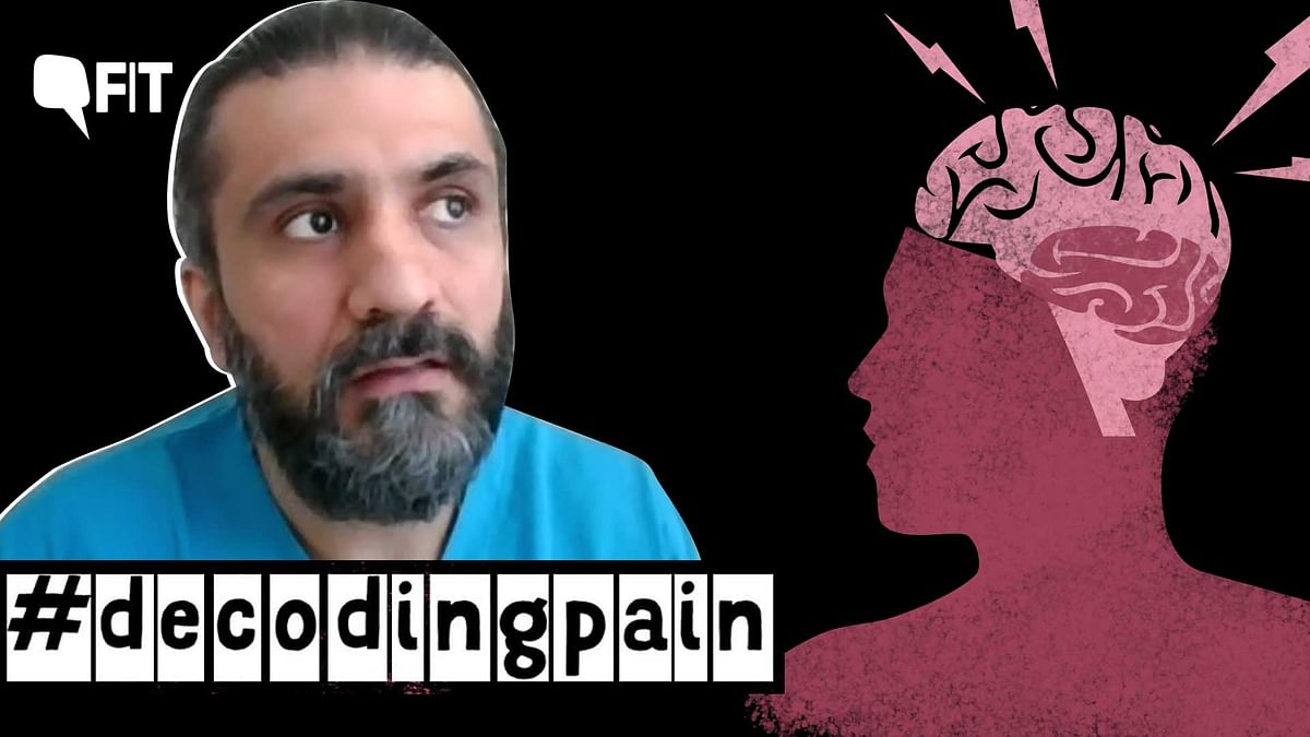 Video | What Happens to Your Body When You're in Pain?