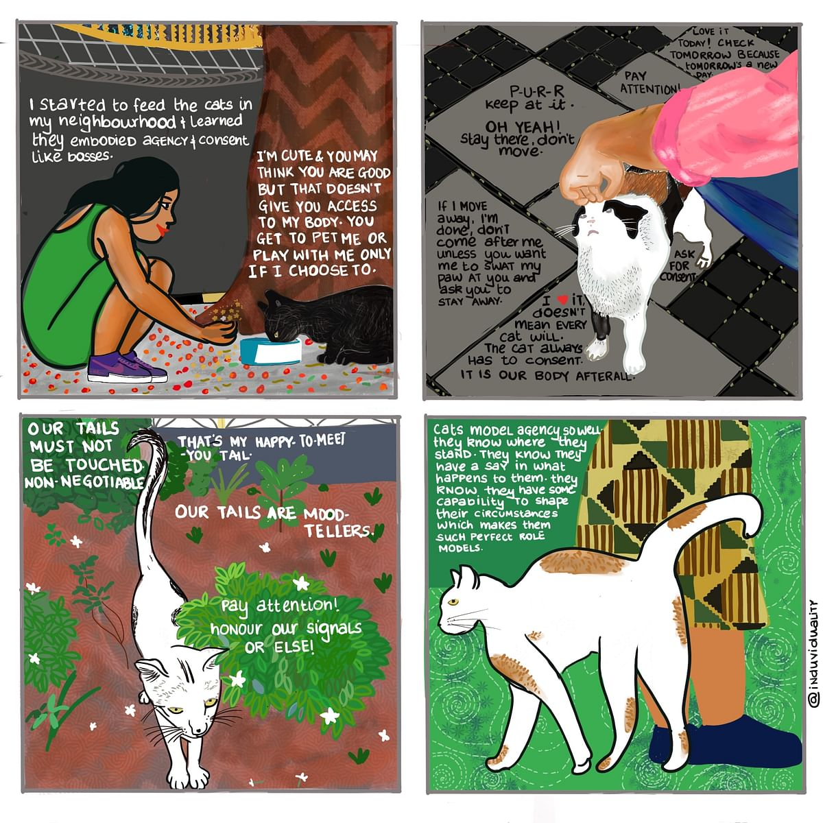 """<div class=""""paragraphs""""><p>Learning consent from cats.</p></div>"""