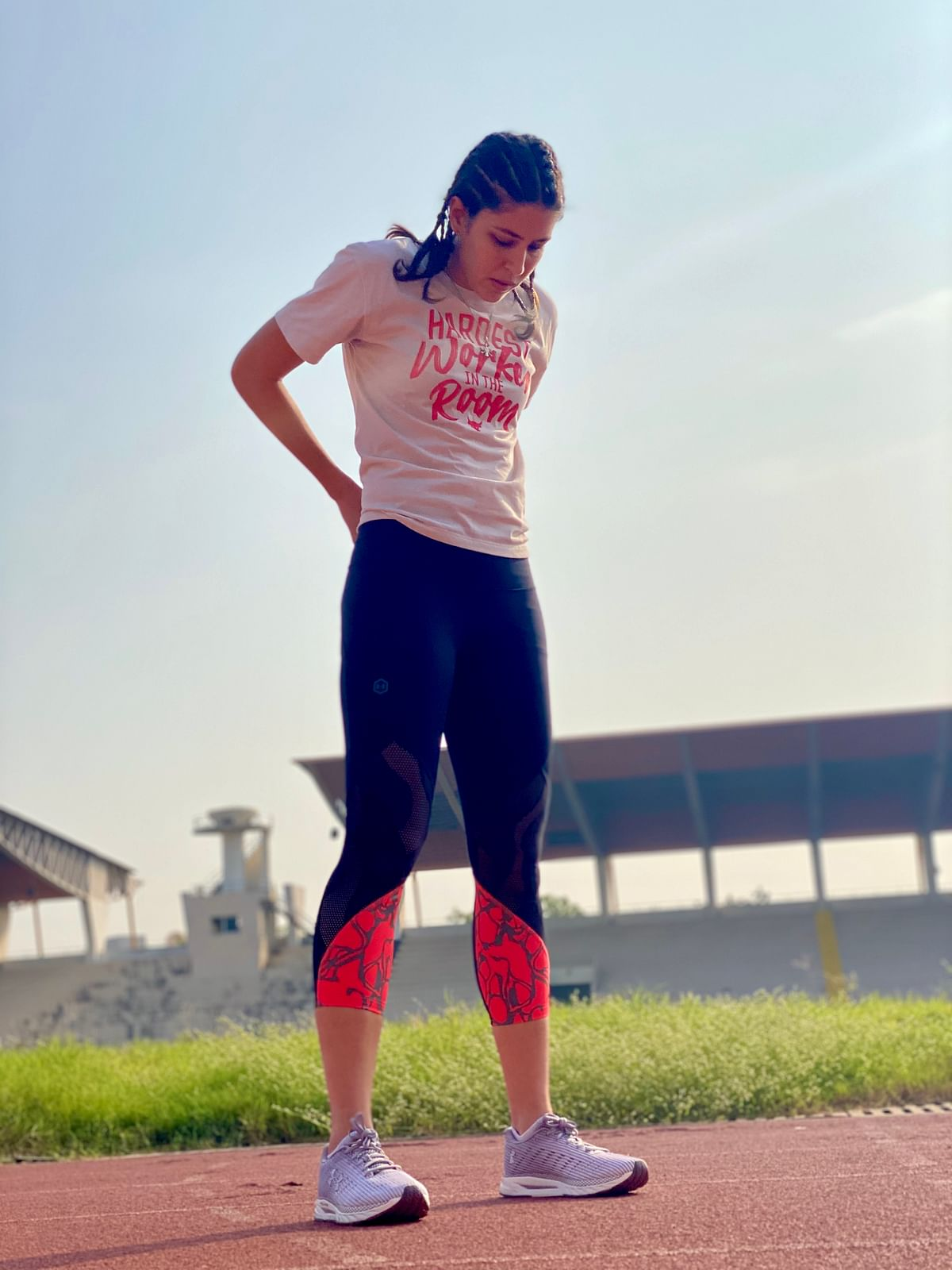 """<div class=""""paragraphs""""><p>Athlete and fitness coach, Ayesha Billimoria found ways to stay self motivated in the pandemic.</p></div>"""