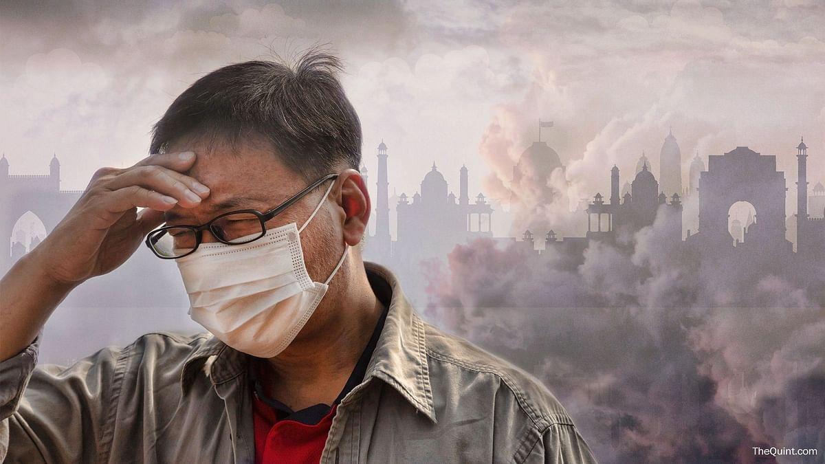 """<div class=""""paragraphs""""><p>Air Pollution:&nbsp;एयर क्वालिटी और खराब होने पर WHO ने जारी की नई गाइडलाइंस</p></div>"""