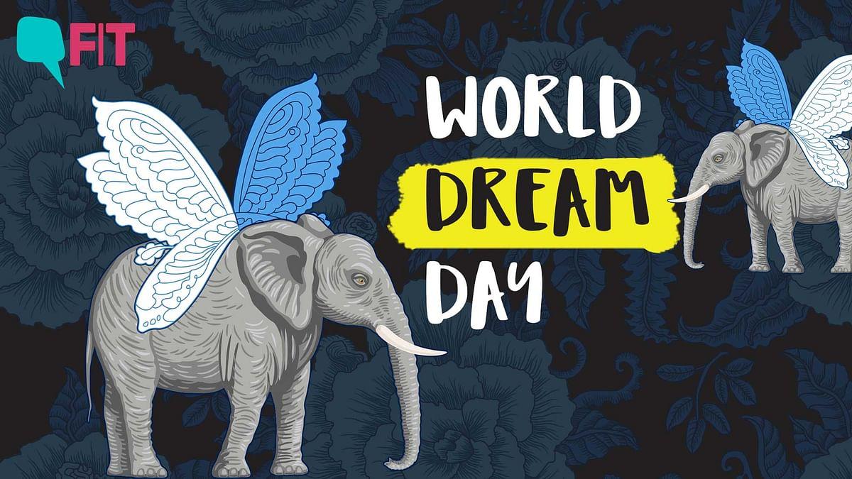 """<div class=""""paragraphs""""><p>Dream Big this World Dream day</p></div>"""
