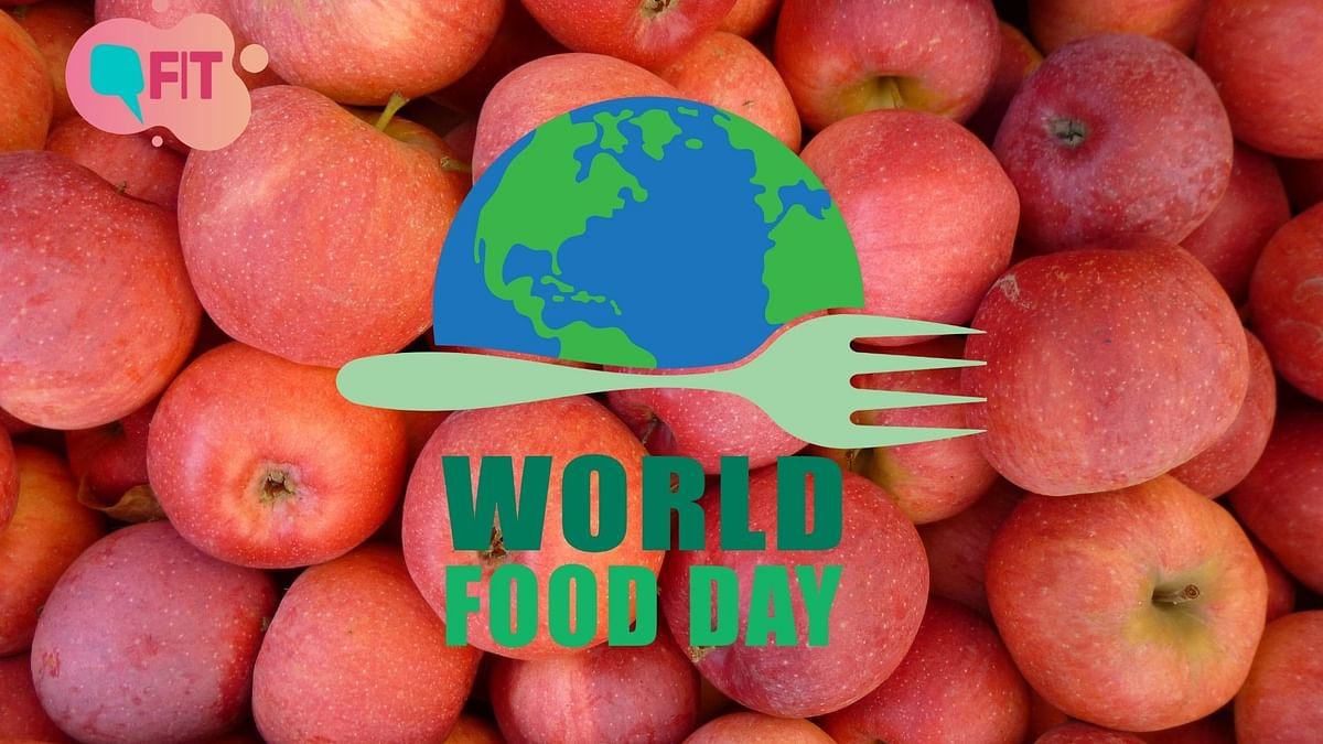 """<div class=""""paragraphs""""><p>World Food Day is celebrated on 16 October</p></div>"""