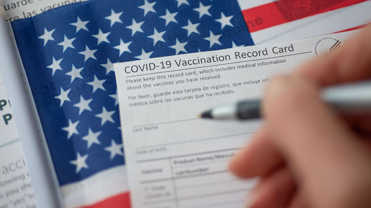 """<div class=""""paragraphs""""><p>COVID-19 Vaccine mandate in the US: Texas Governor issues a ban on enforcing vaccination in the state.</p></div>"""