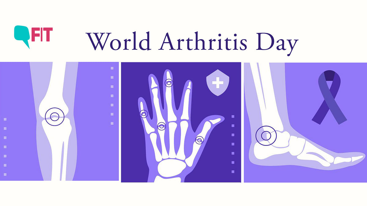 """<div class=""""paragraphs""""><p>World Arthritis Day is celebrated on 12 October every year.</p></div>"""