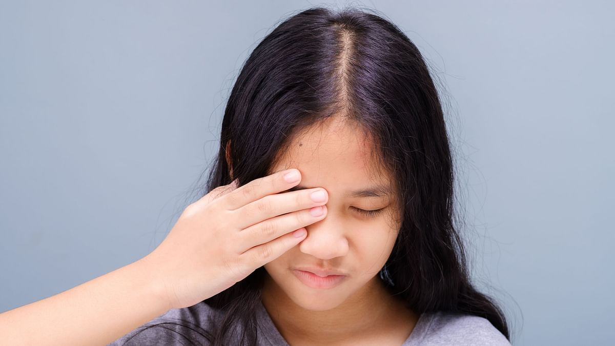 """<div class=""""paragraphs""""><p>World Sight Day 2021: Lazy Eye Syndrome typically shows up in childhood.</p></div>"""