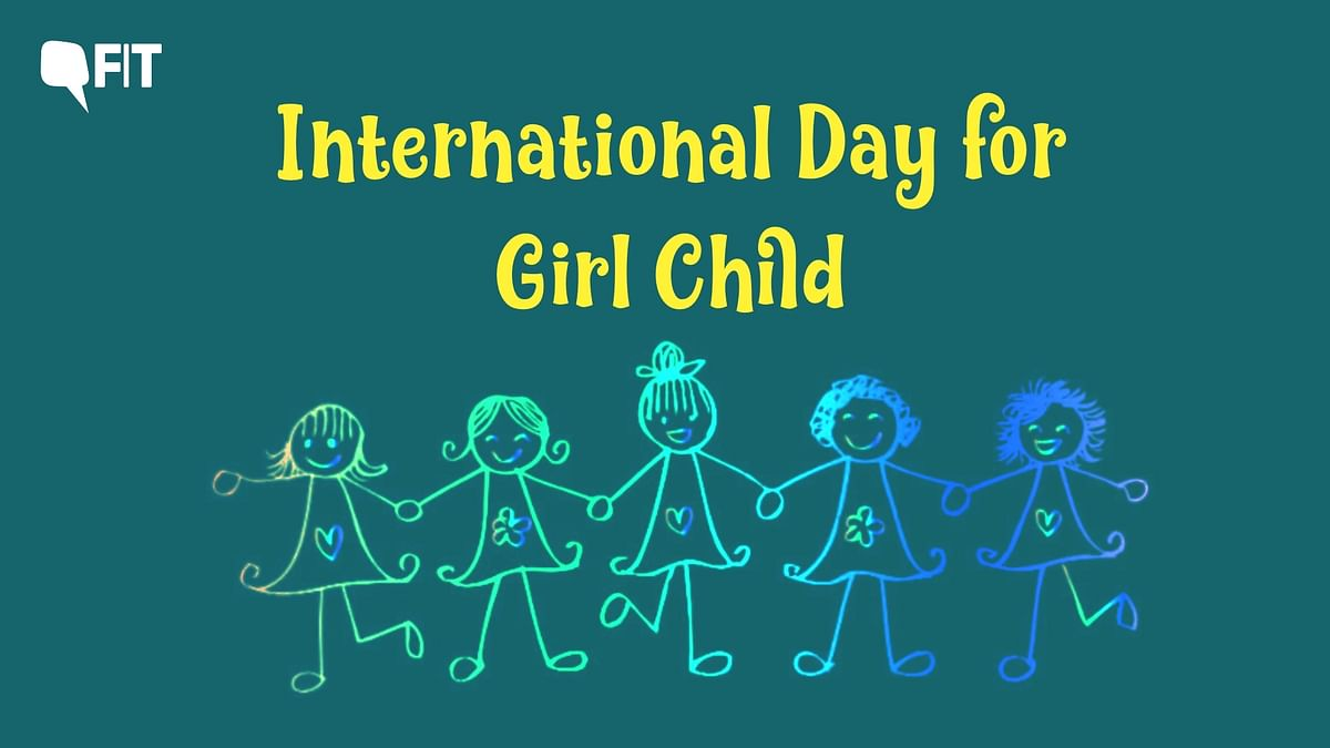 """<div class=""""paragraphs""""><p>Happy International Day of the girl child.</p></div>"""