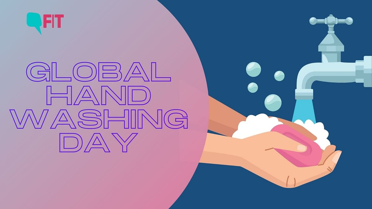 """<div class=""""paragraphs""""><p>Global Handwashing Day is celebrated on 15 October across the world.</p></div>"""